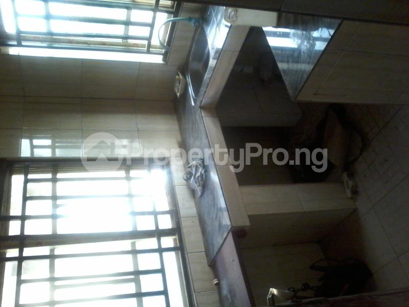 1 bedroom mini flat  Mini flat Flat / Apartment for rent an estate not far from college riad,ogba  Ifako-ogba Ogba Lagos - 7