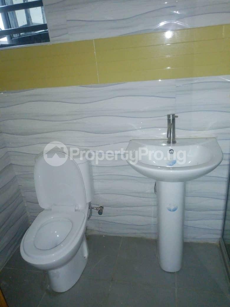 4 bedroom Semi Detached Duplex House for rent Southern View Estate* orchid road Chevron chevron Lekki Lagos - 14