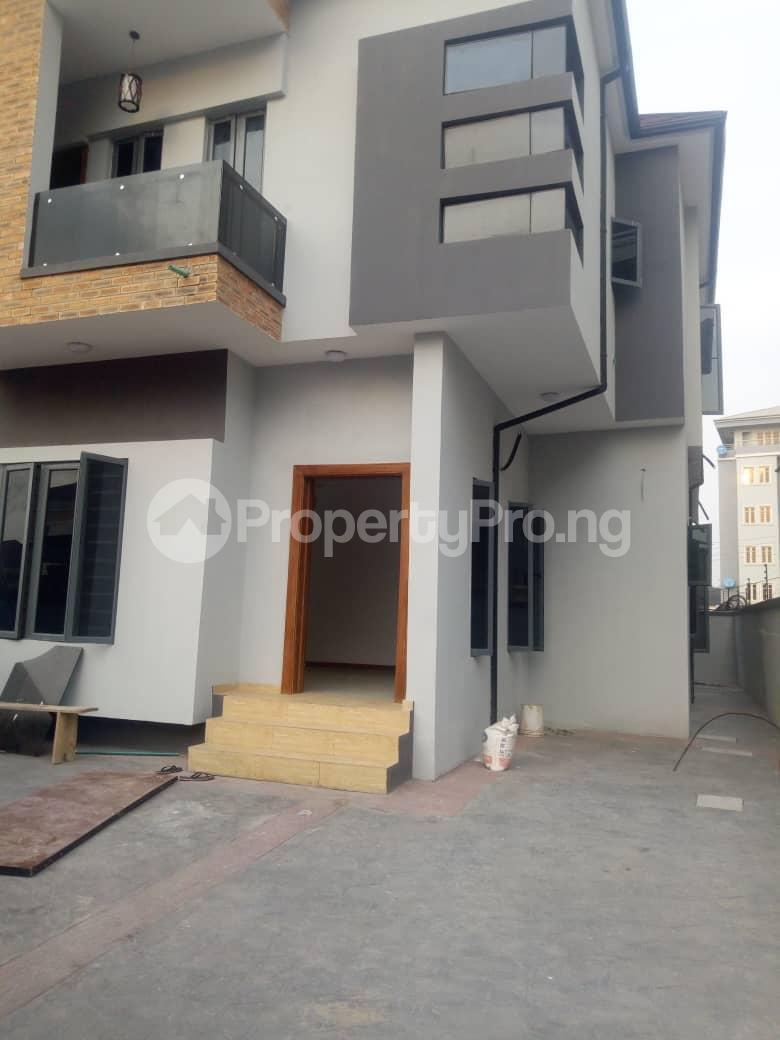 4 bedroom Semi Detached Duplex House for rent Southern View Estate* orchid road Chevron chevron Lekki Lagos - 17
