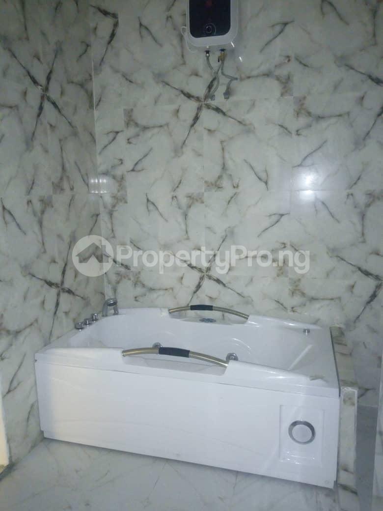 4 bedroom Semi Detached Duplex House for rent Southern View Estate* orchid road Chevron chevron Lekki Lagos - 0