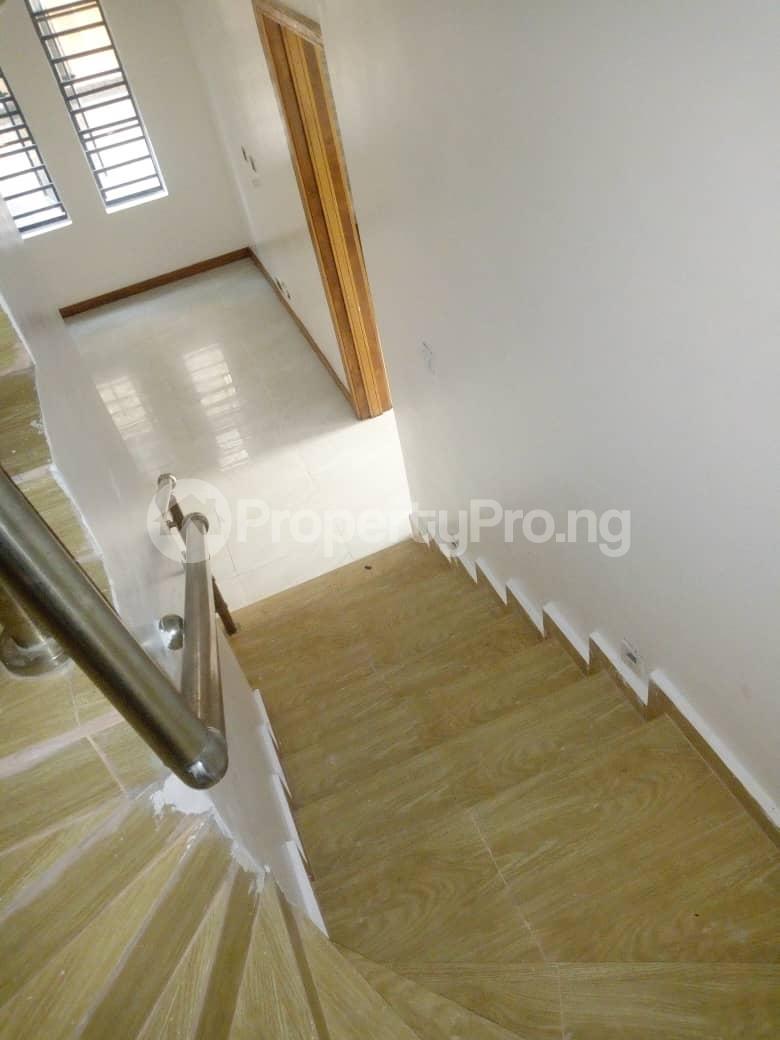4 bedroom Semi Detached Duplex House for rent Southern View Estate* orchid road Chevron chevron Lekki Lagos - 6
