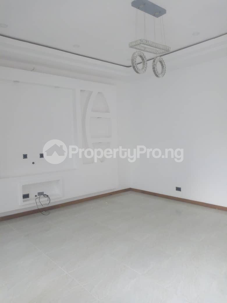 4 bedroom Semi Detached Duplex House for rent Southern View Estate* orchid road Chevron chevron Lekki Lagos - 7