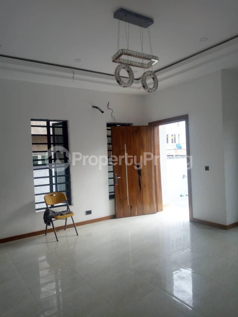 4 bedroom Semi Detached Duplex House for rent Southern View Estate* orchid road Chevron chevron Lekki Lagos - 10