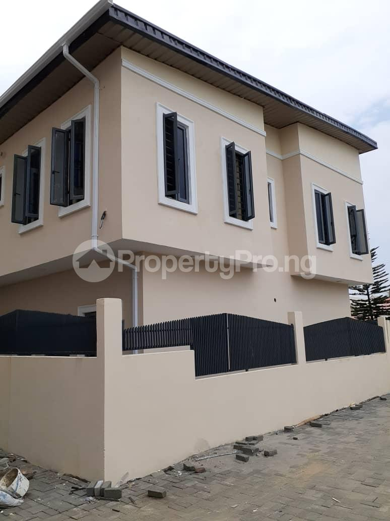 2 bedroom Terraced Duplex House for sale Alpha Beach Road Igbo-efon Lekki Lagos - 1