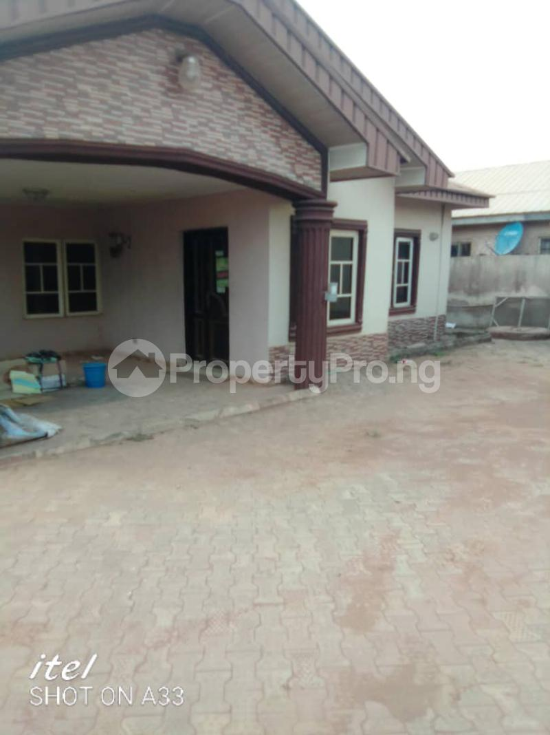 4 bedroom Detached Bungalow for sale Laderin Oke Mosan Abeokuta Ogun - 1