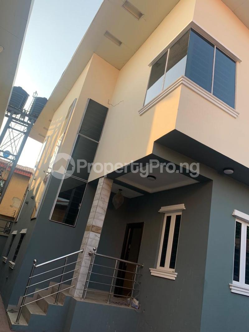 3 bedroom Semi Detached Duplex House for rent - Magodo GRA Phase 2 Kosofe/Ikosi Lagos - 0