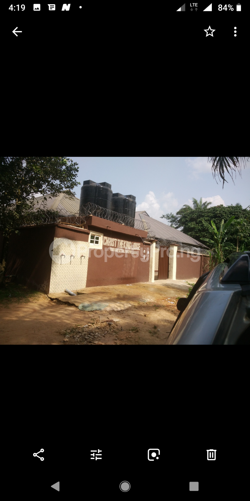 Hotel/Guest House Commercial Property for sale Anambra state University uli Ihiala Anambra - 0
