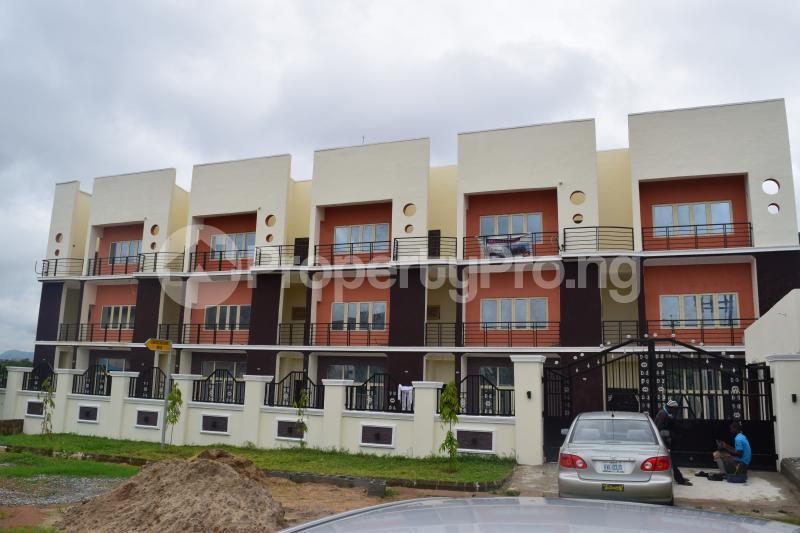 3 bedroom Terraced Duplex House for sale Citech Estate Mbora Abuja Idu Abuja - 0