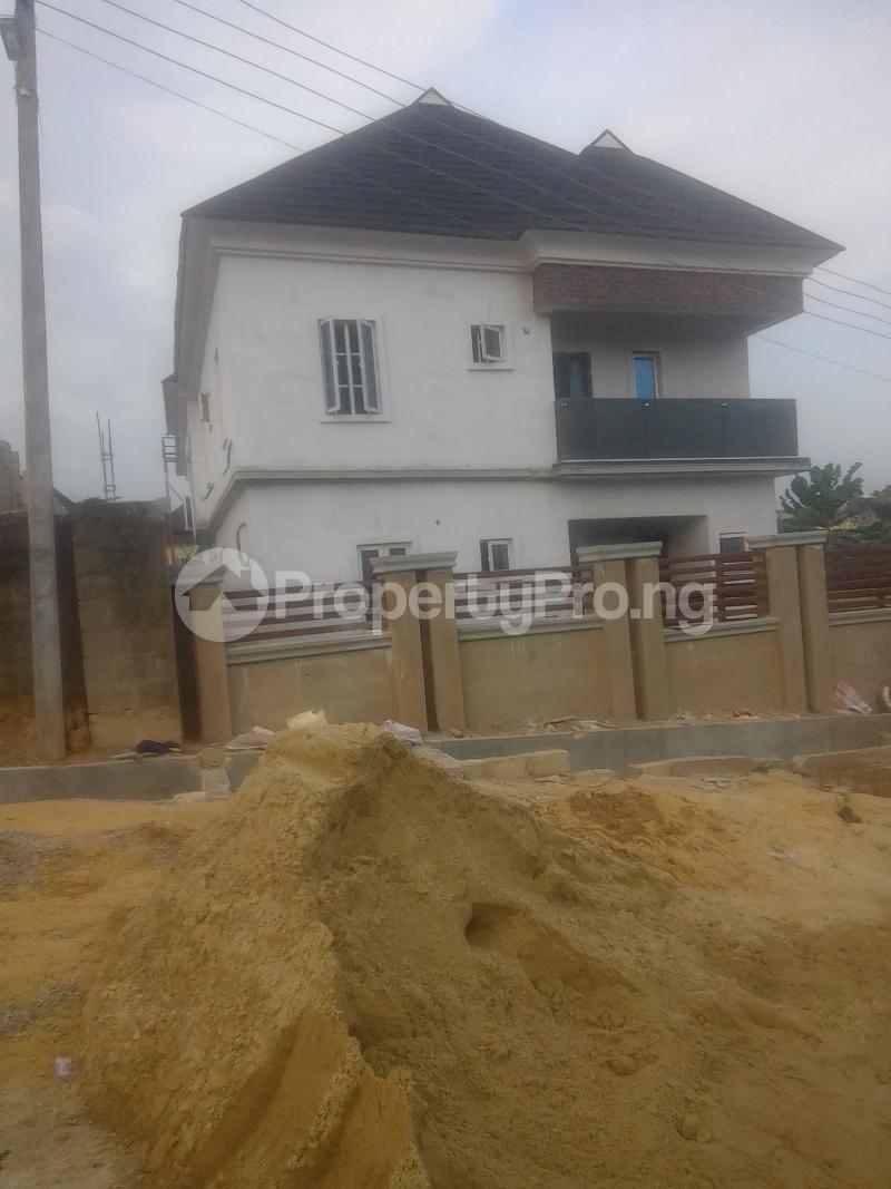 2 bedroom Flat / Apartment for rent Elepe royal estate Ikorodu Lagos - 0