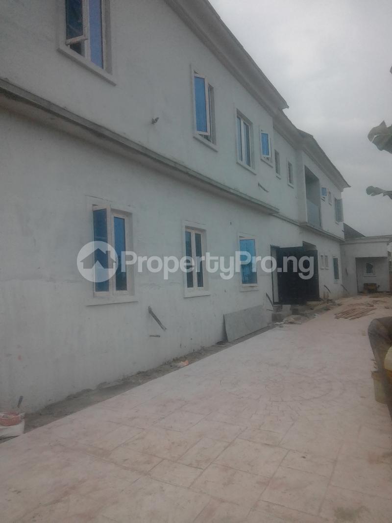 2 bedroom Flat / Apartment for rent Elepe royal estate Ikorodu Lagos - 1