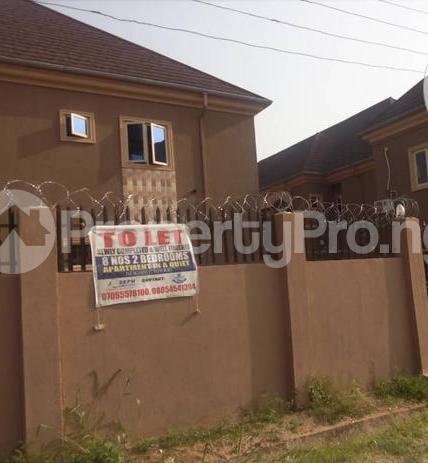 2 bedroom Flat / Apartment for rent Mathias Adie Avenue Satellite Town Obasanjo Estate Calabar Cross River - 0