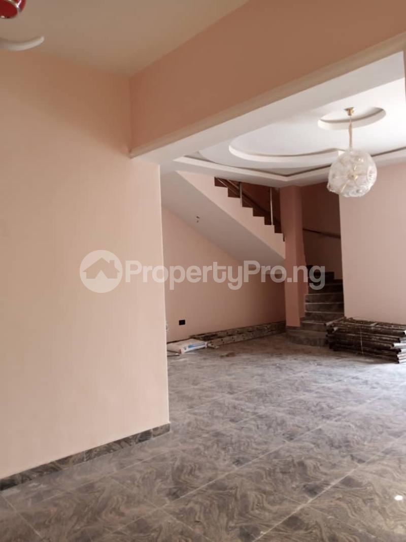Detached Duplex for sale Labak Estate Oko oba Agege Lagos - 9