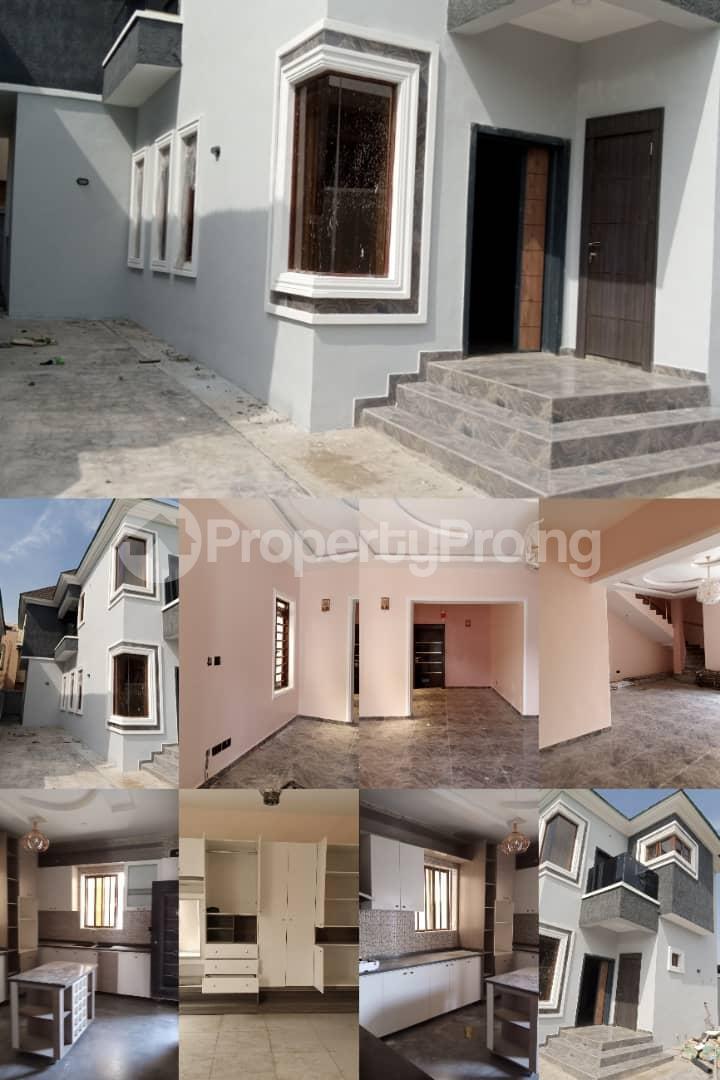 Detached Duplex for sale Labak Estate Oko oba Agege Lagos - 2