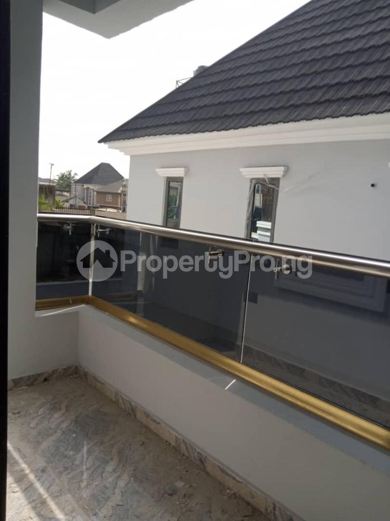 Detached Duplex for sale Labak Estate Oko oba Agege Lagos - 4