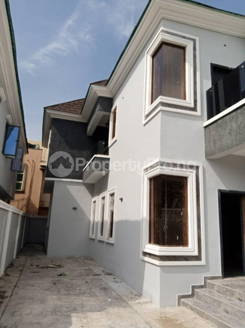 Detached Duplex for sale Labak Estate Oko oba Agege Lagos - 3