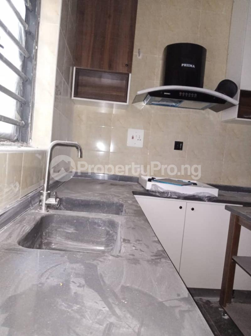 Semi Detached Duplex for sale Labak Estate Oko oba Agege Lagos - 11