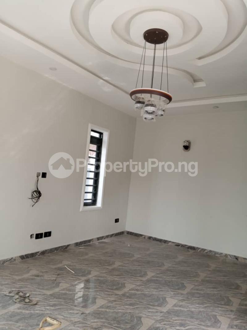 Semi Detached Duplex for sale Labak Estate Oko oba Agege Lagos - 7