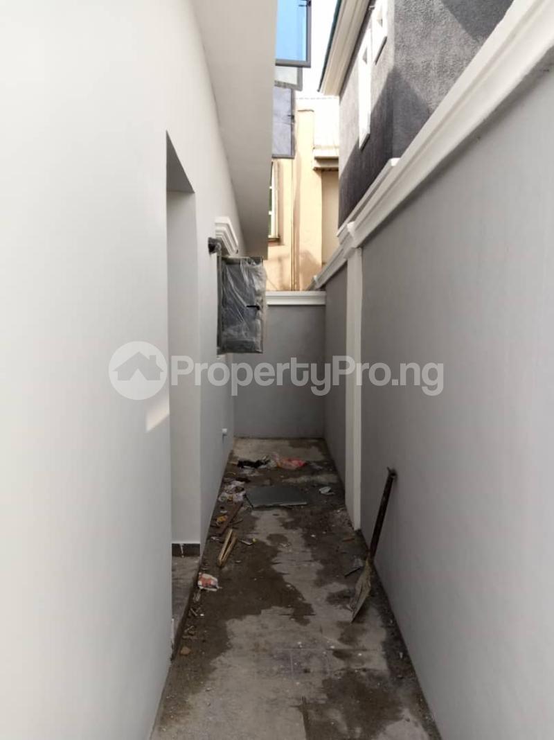 Semi Detached Duplex for sale Labak Estate Oko oba Agege Lagos - 4