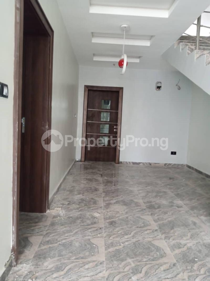 Semi Detached Duplex for sale Labak Estate Oko oba Agege Lagos - 6