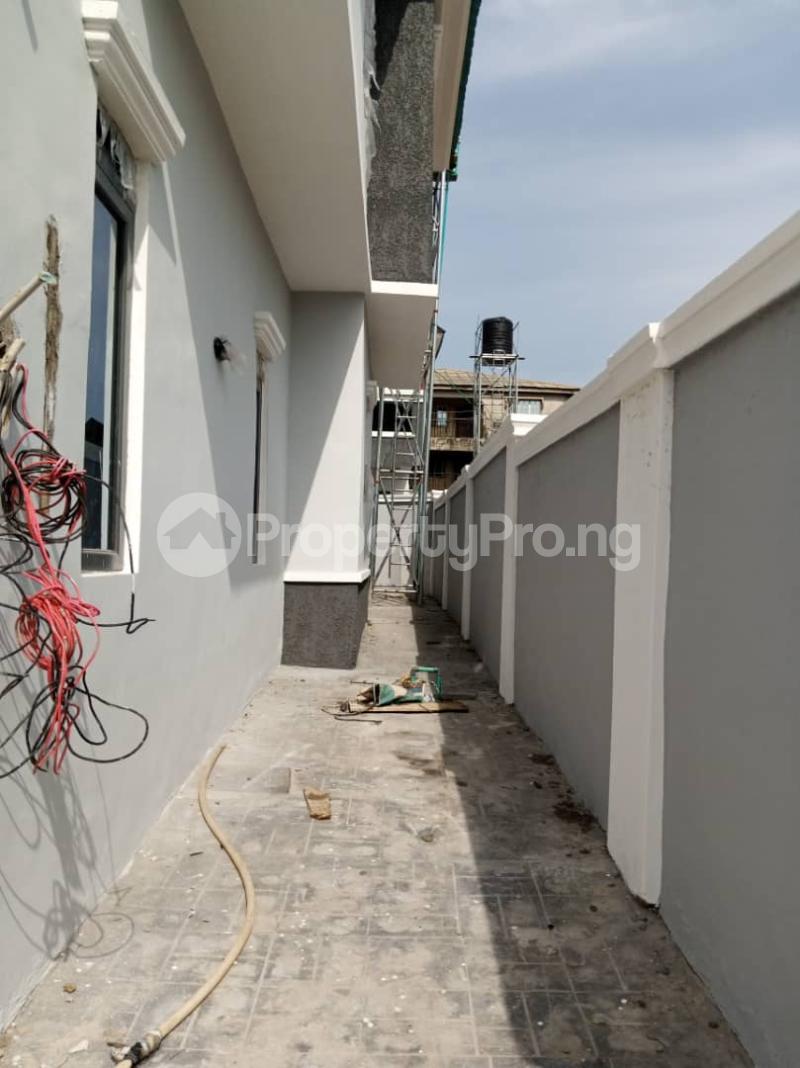 Semi Detached Duplex for sale Labak Estate Oko oba Agege Lagos - 5