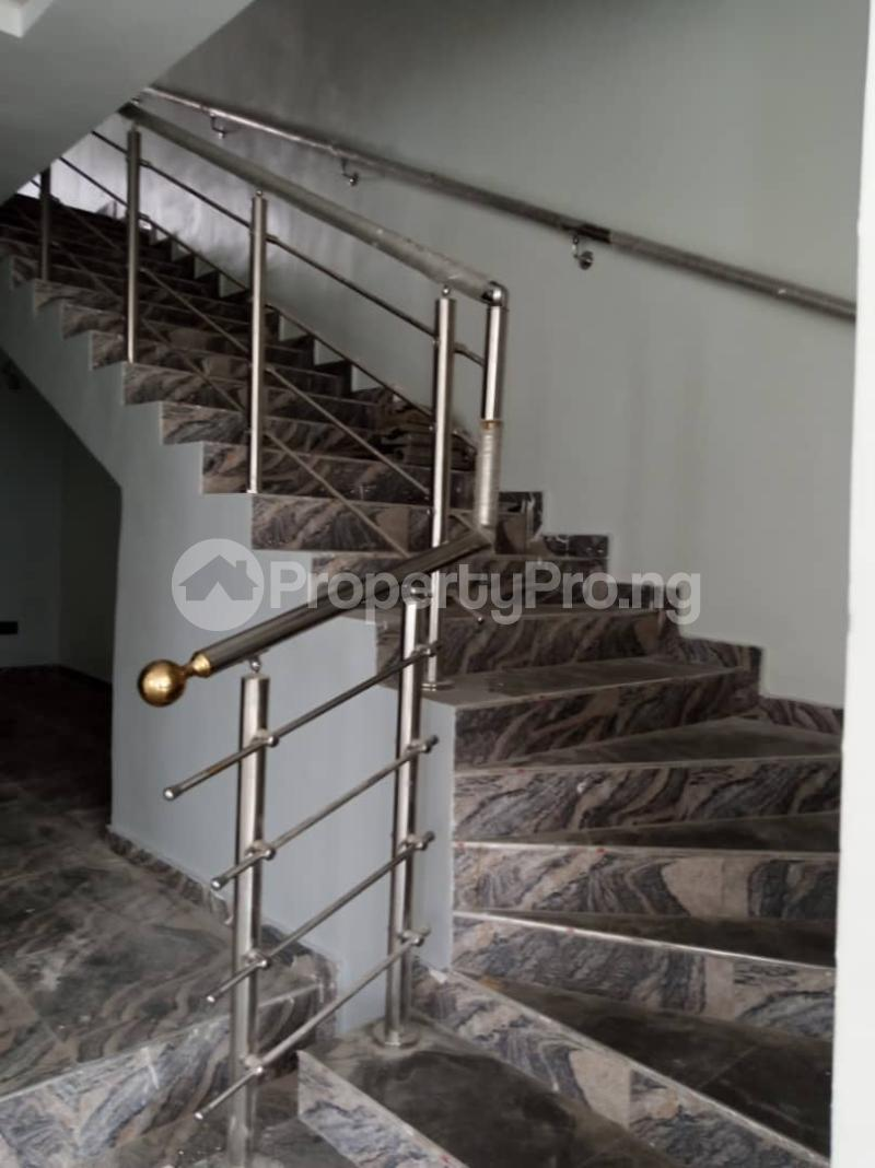 Semi Detached Duplex for sale Labak Estate Oko oba Agege Lagos - 9