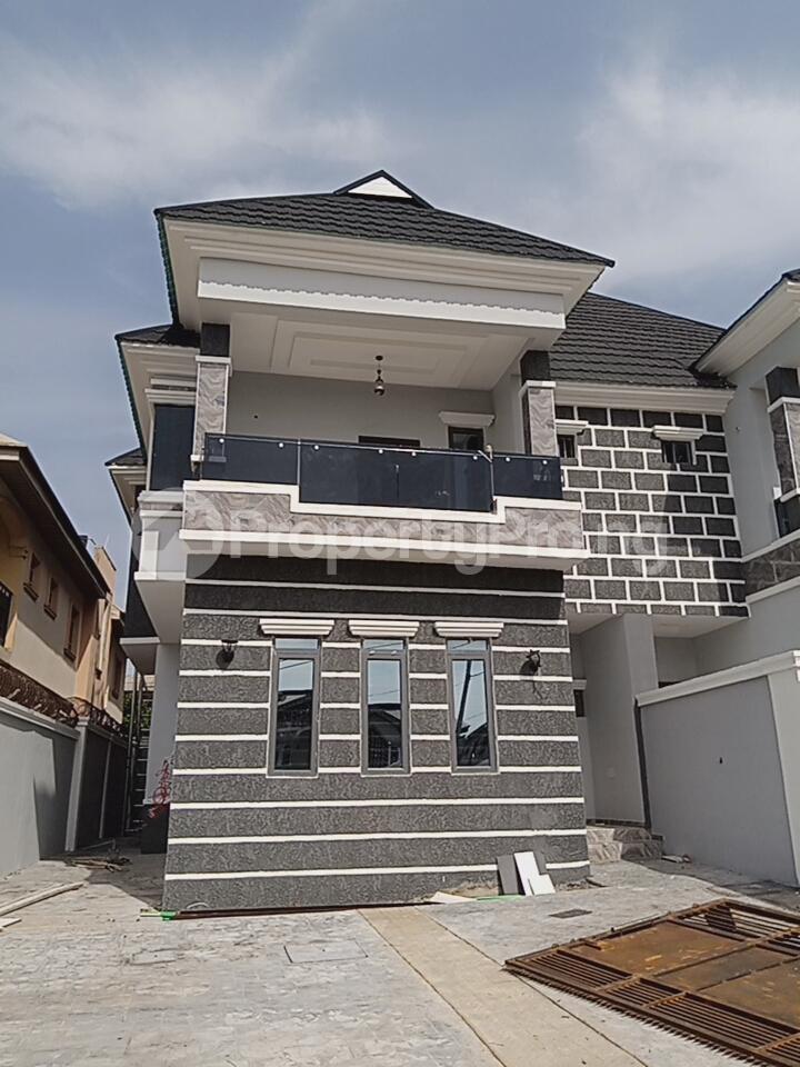Semi Detached Duplex for sale Labak Estate Oko oba Agege Lagos - 2