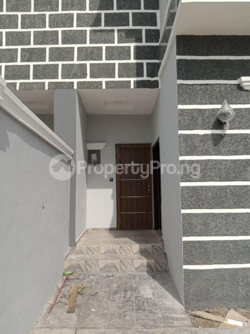 Semi Detached Duplex for sale Labak Estate Oko oba Agege Lagos - 3