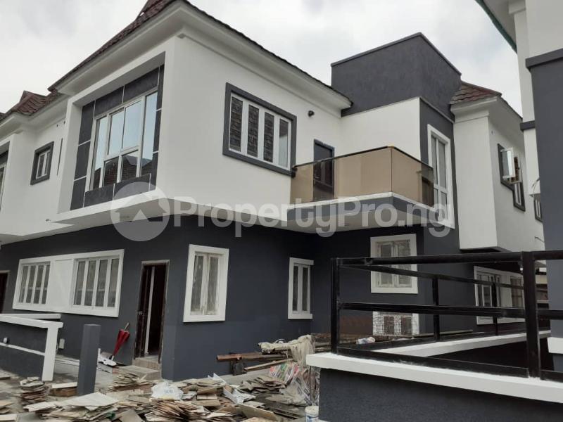 5 bedroom Detached Duplex House for sale Chevron Round-about chevron Lekki Lagos - 0