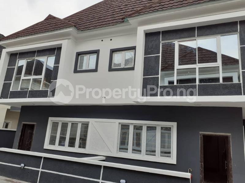 5 bedroom Detached Duplex House for sale Chevron Round-about chevron Lekki Lagos - 1