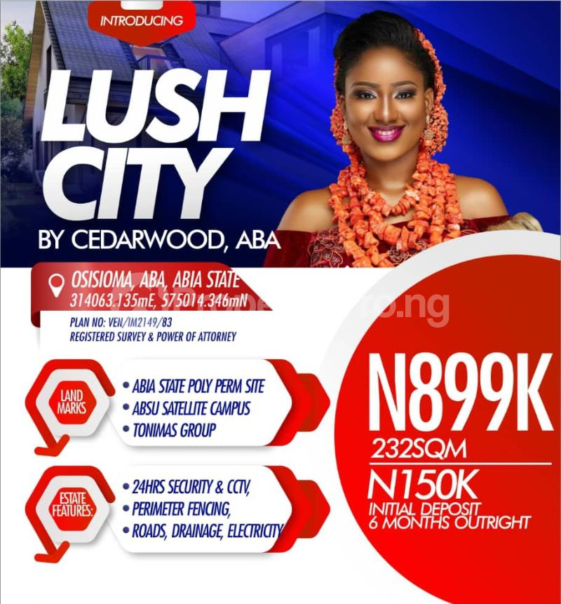Mixed   Use Land for sale Aba Town Osisioma Abia - 0