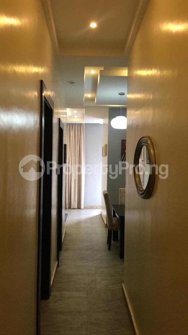2 bedroom Self Contain Flat / Apartment for shortlet Adeniran Ogunsanya Surulere Lagos - 4