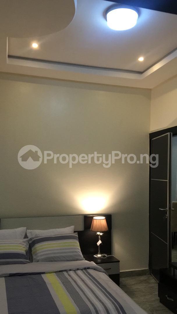 2 bedroom Self Contain Flat / Apartment for shortlet Adeniran Ogunsanya Surulere Lagos - 9