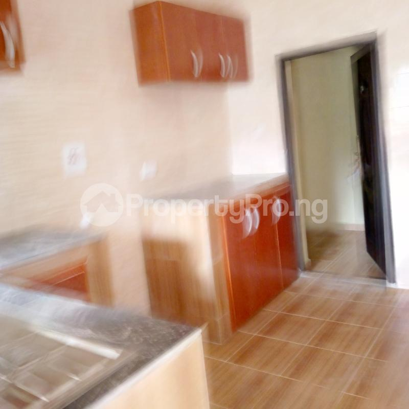 3 bedroom Flat / Apartment for rent Church Street Jakande estate  Oke-Afa Isolo Lagos - 12