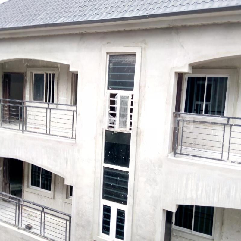 3 bedroom Flat / Apartment for rent Church Street Jakande estate  Oke-Afa Isolo Lagos - 15