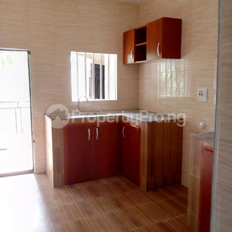 3 bedroom Flat / Apartment for rent Church Street Jakande estate  Oke-Afa Isolo Lagos - 11