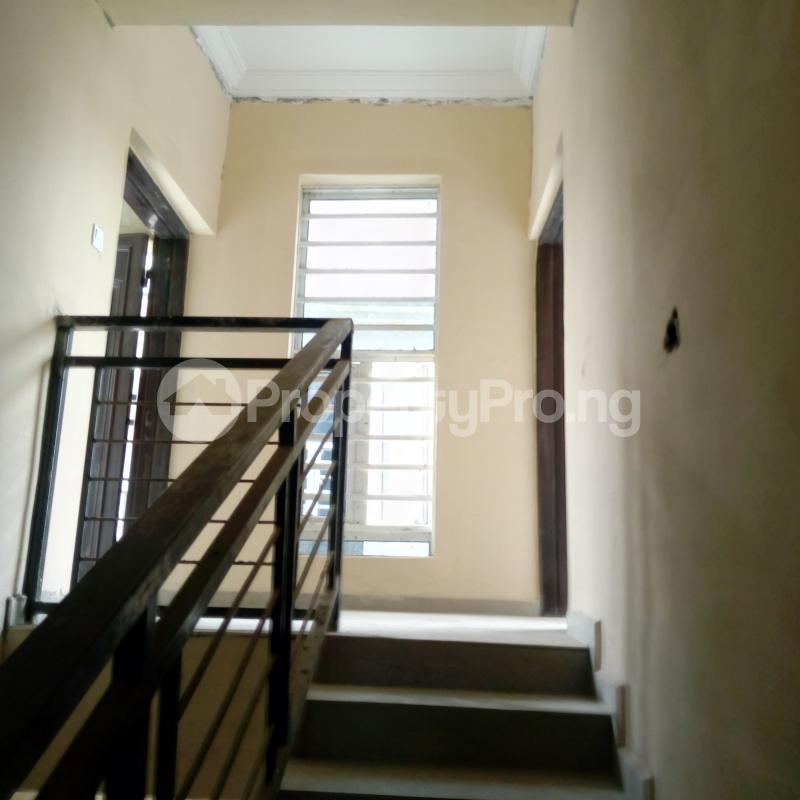 3 bedroom Flat / Apartment for rent Church Street Jakande estate  Oke-Afa Isolo Lagos - 1