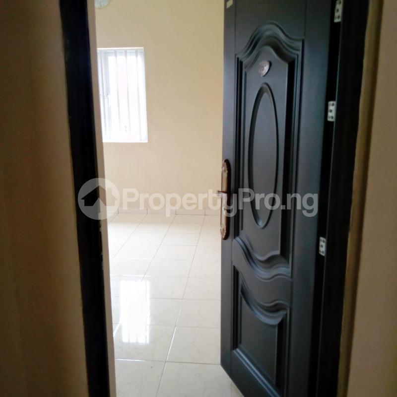 3 bedroom Flat / Apartment for rent Church Street Jakande estate  Oke-Afa Isolo Lagos - 9