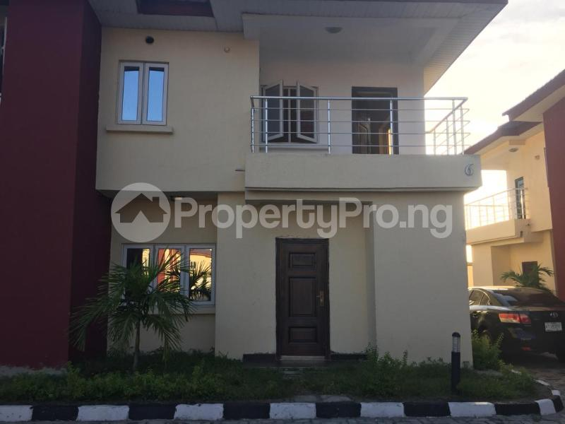 4 bedroom Terraced Duplex for sale Northpointe Estate Chevron Drive Lekki. chevron Lekki Lagos - 7