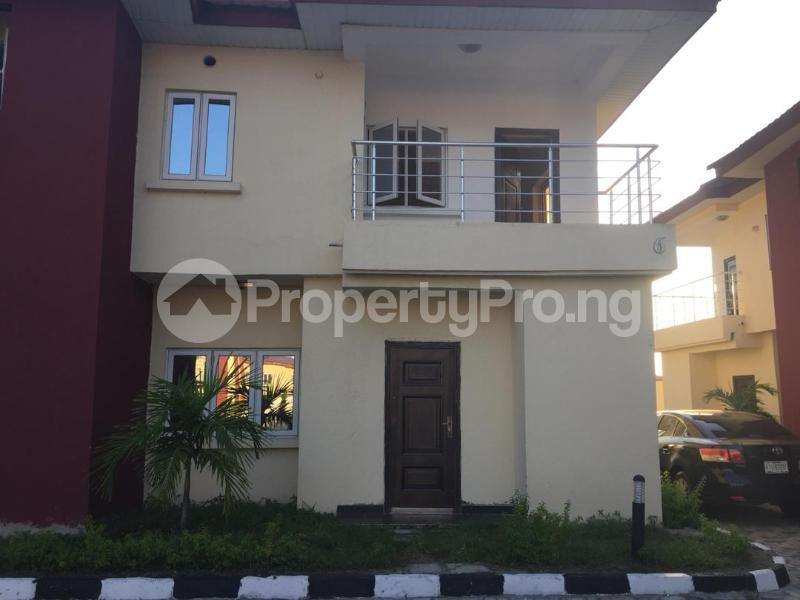 4 bedroom Terraced Duplex for sale Northpointe Estate Chevron Drive Lekki. chevron Lekki Lagos - 6