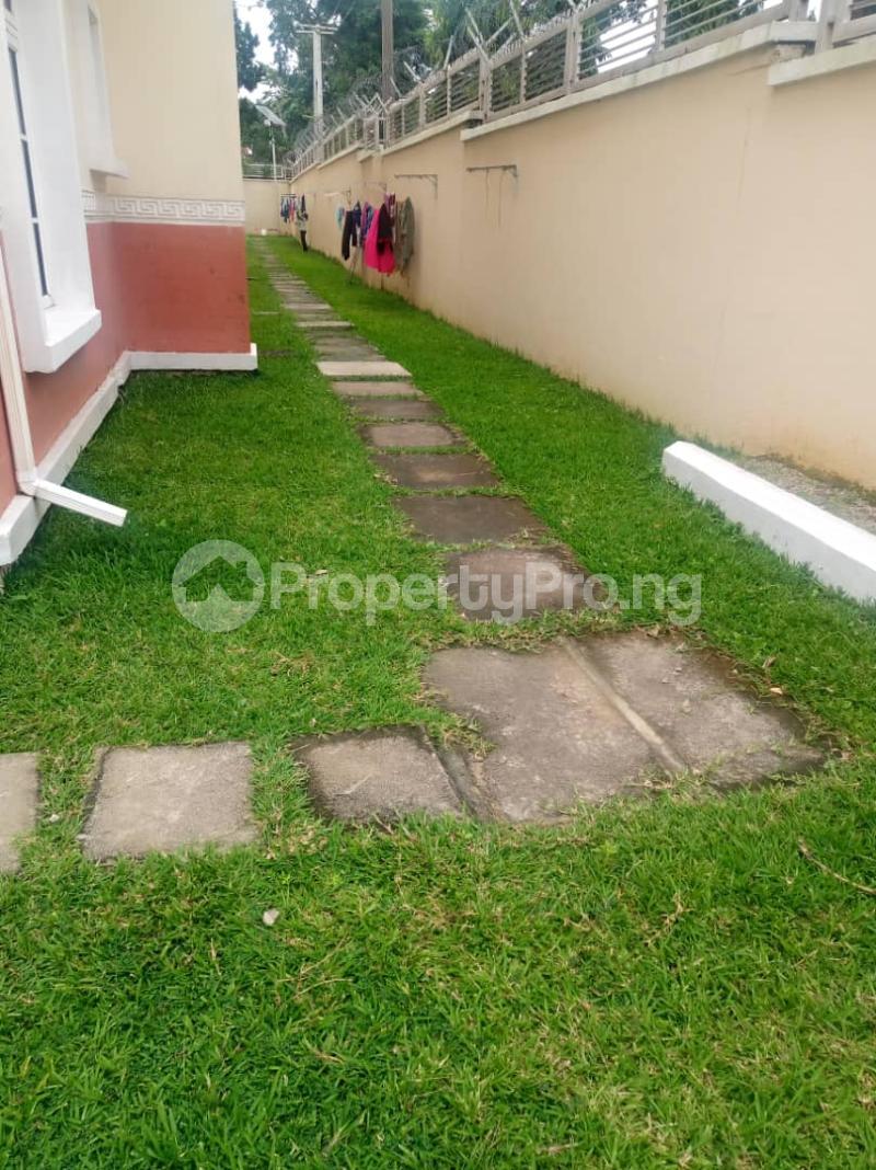 5 bedroom Massionette for rent Maitama Fct Abuja Maitama Abuja - 12