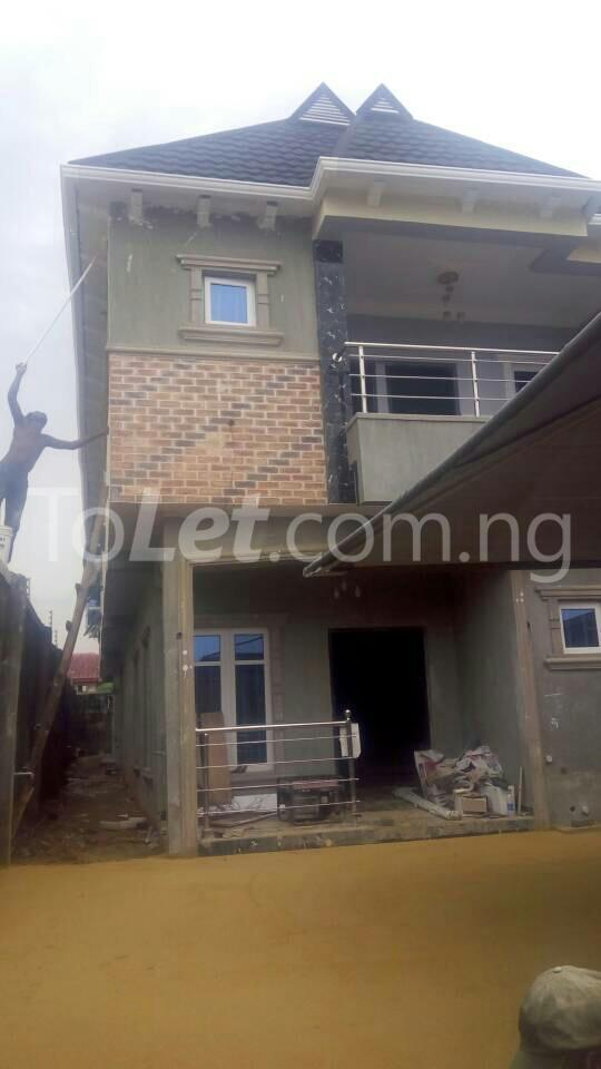 2 bedroom House for rent Gowon Estate Egbeda Alimosho Lagos - 0