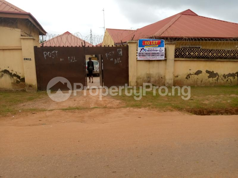 3 bedroom Flat / Apartment for rent Mr. Biggs Road Lugbe Abuja - 0