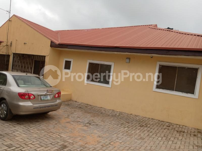 3 bedroom Flat / Apartment for rent Mr. Biggs Road Lugbe Abuja - 1