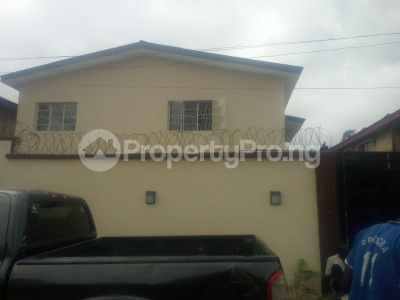 2 bedroom Blocks of Flats House for rent Coker Road Ilupeju Lagos - 0