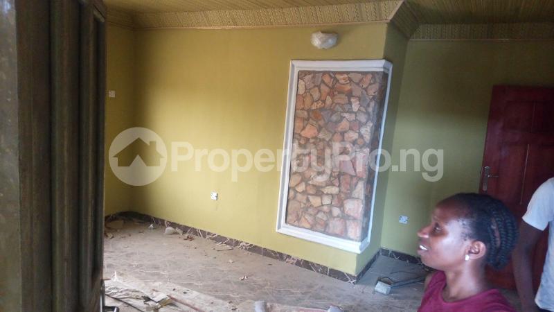 2 bedroom Semi Detached Bungalow House for rent - Akowonjo Alimosho Lagos - 1