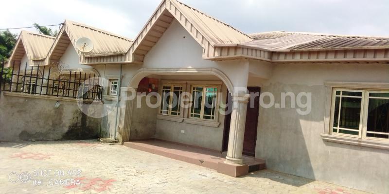 4 bedroom Detached Bungalow House for rent Ipaja ayobo Ipaja Ipaja Lagos - 1