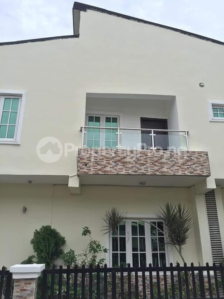 3 bedroom Detached Duplex House for sale Lekki garden phase 2, Lagos State Lekki Phase 2 Lekki Lagos - 1