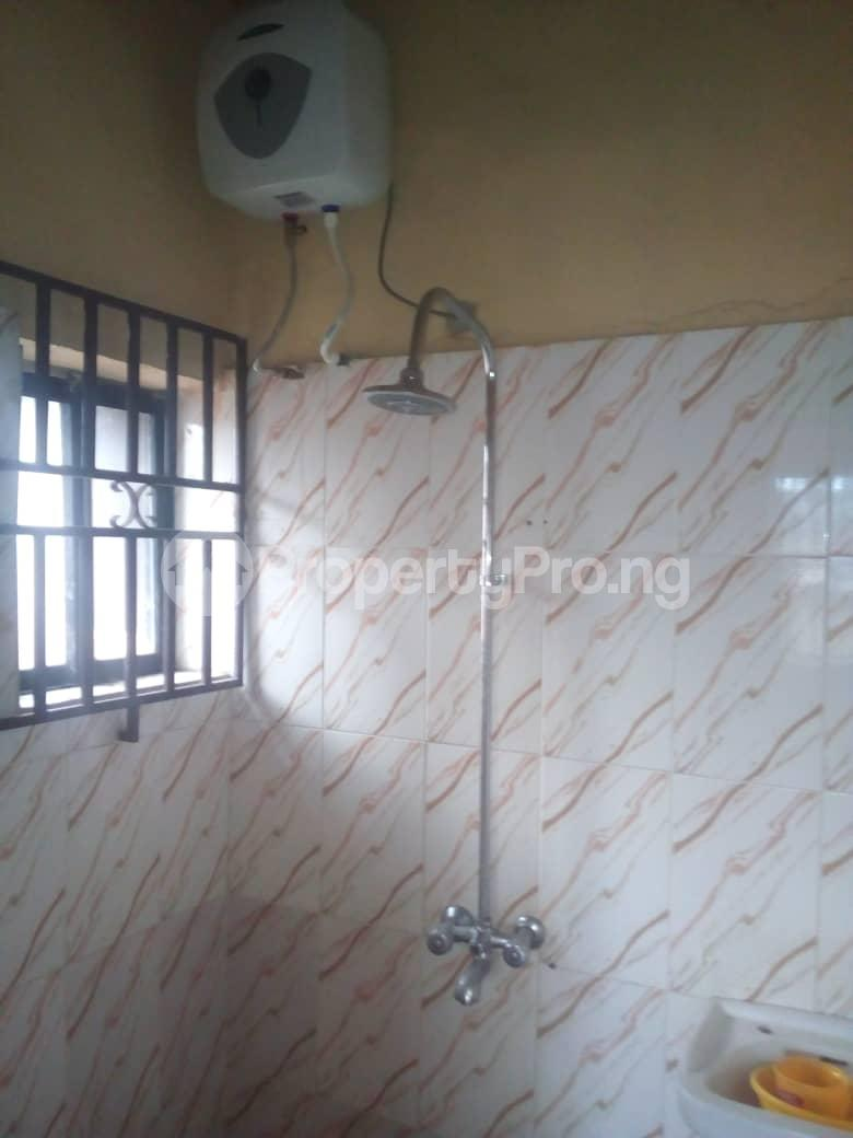 3 bedroom Self Contain Flat / Apartment for rent Abolade street just after nihort the same street at up Jesus area Jericho Ibadan Oyo - 1