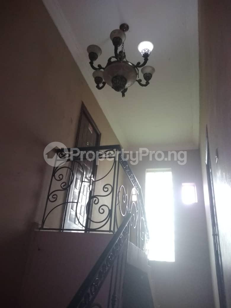 3 bedroom Blocks of Flats for rent Ogba Off College Road Harmony Estate Aguda(Ogba) Ogba Lagos - 10