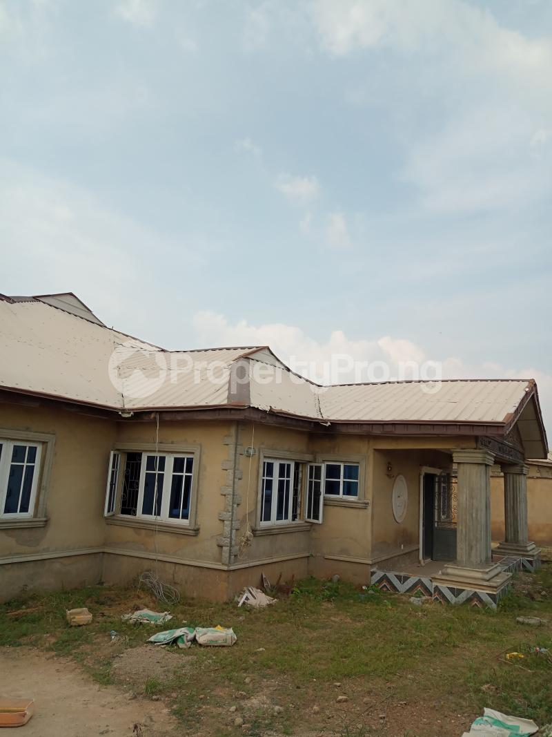 4 bedroom Detached Bungalow House for sale Oritamerin,Bako Apata Ibadan Apata Ibadan Oyo - 0